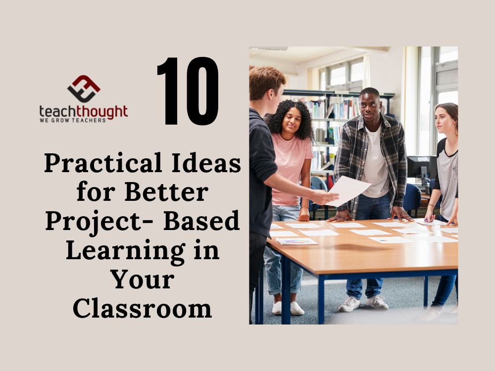 better project-based learning