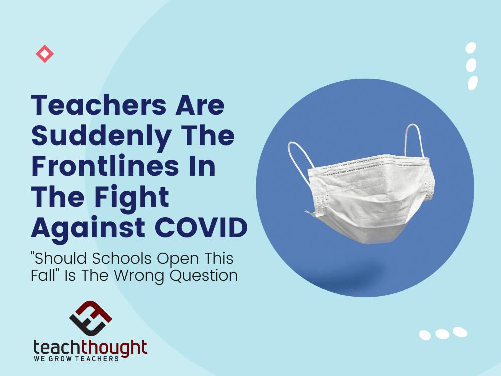 teachers are suddenly