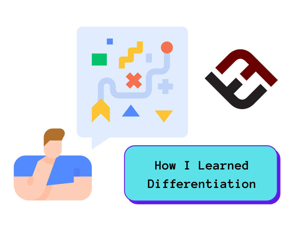 how I learned differentiation
